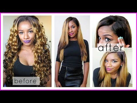 utube hair styles 25 best ideas about friday hair on lace 8991
