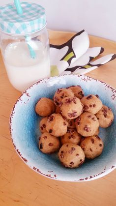Terveelliset SUPERNAMIT Cookie Dough pallot (sokeriton, gluteeniton, vegaani)   Terveelliset herkut