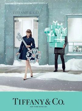 Tiffany & Co. Christmas 2014
