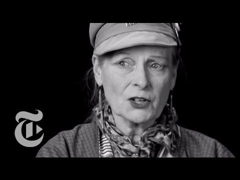 Vivienne Westwood Interview | Screen Test | The New York Times - YouTube