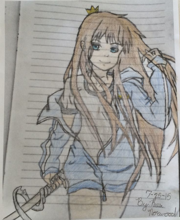 Hiyori from Noragami OVA 1 Where she is possessed; (I drew this yesterday) Any tips on what I could change or any tips in general?