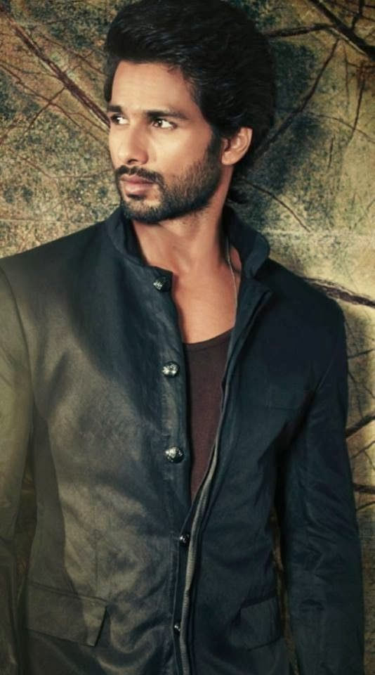 Shahid Kapoor (b. 25 February 1981) is an Indian actor who appears in Bollywood films. He is also a trained dancer. Shahid is regarded as one of the greatest and most influential actors in the history of Indian cinema. Kapoor was born to actor Pankaj Kapoor and actor/classical dancer Neelima Azeem. He is a vegetarian.