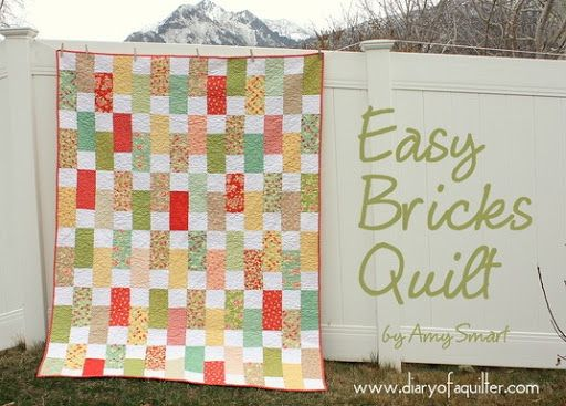 100 Best Images About Rectangle Quilts On Pinterest