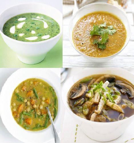 7 Days Kick Start Soup Diet Plan