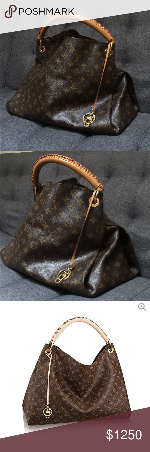 c1a3ee549f3 What Year Did The Louis Vuitton Artsy Come Out