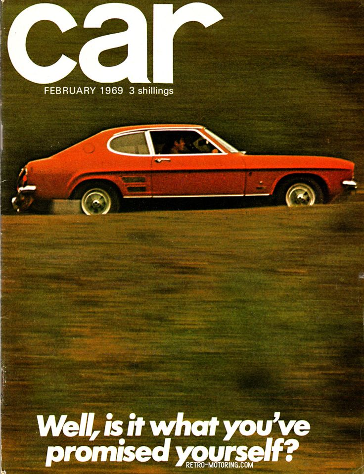 images of ford capri ads | ... Always Promised Yourself - Ford Capri ads from…