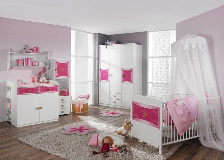Die besten 25+ Komplett babyzimmer Ideen auf Pinterest ... | {Mädchenzimmer möbel 55}
