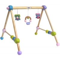 Bieco Uil Houten Babygym