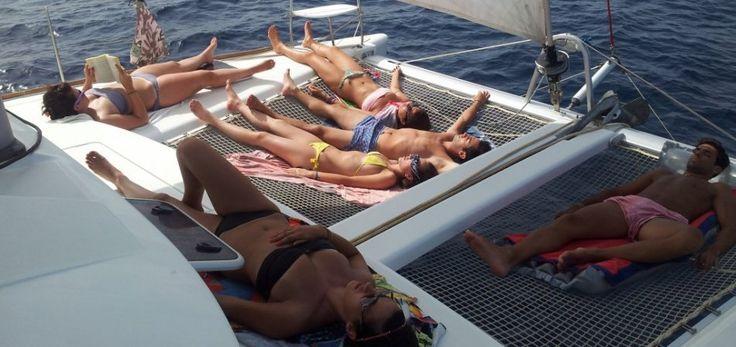 alquiler de barcos en ibiza: www.charteralia.com