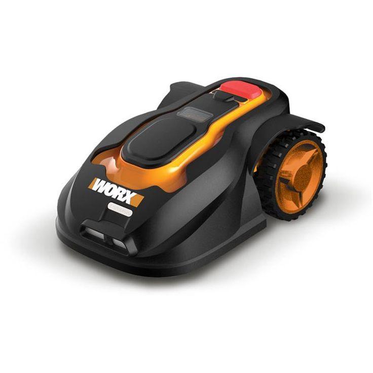 "WORX Landroid M 28V MaxLithium 7"" Cordless Robotic Lawn Mower - WG794"