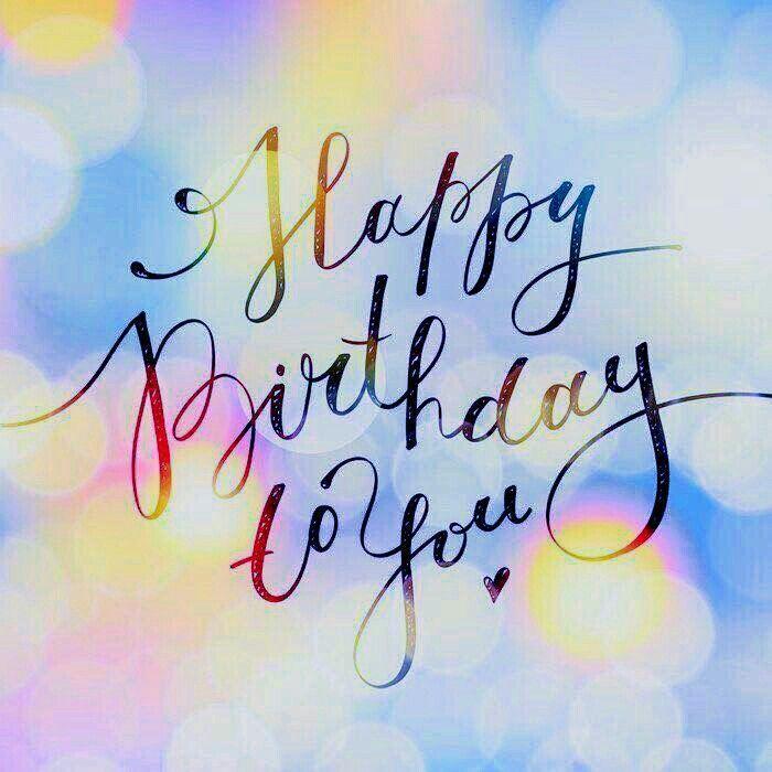Happy Birthday Met Afbeeldingen Verjaardagskaart