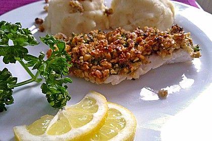 Wildlachsfilet mit Walnusskruste, ein sehr leckeres Rezept aus der Kategorie Fisch. Bewertungen: 85. Durchschnitt: Ø 4,6.