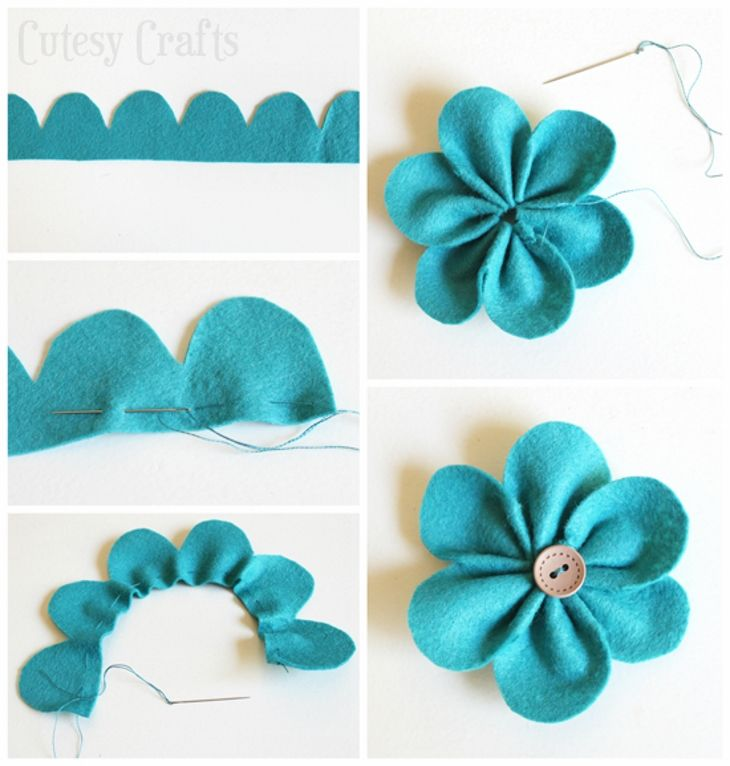 She Cuts A Piece Of Paper Towel In Half. Her Next Move Completely Blew Me Away http://www.wimp.com/diy-flower-crafts/