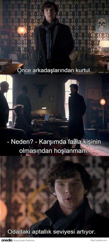 Sherlock holmes <3