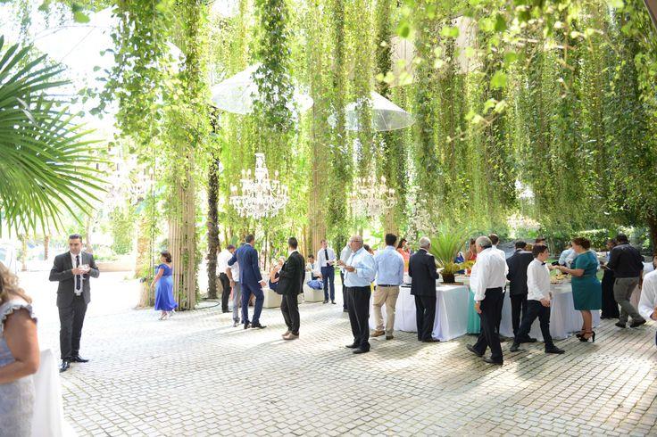 A&B Wedding ... Lovely day in Quinta Lago dos cisnes - Tropical