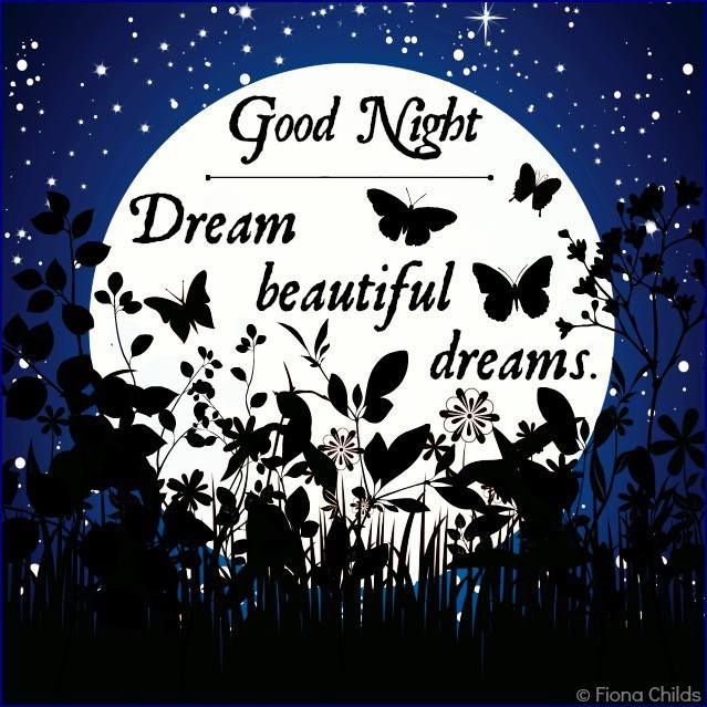Good Night And Sweet Dreams | Cute Love Quotes