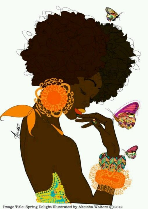 animated black natural
