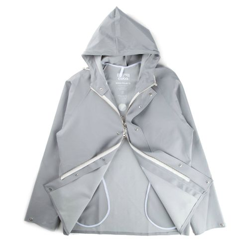 NORSE PROJECTS ELKA RAINCOAT | MENLOOK SALE + PROMO CODE