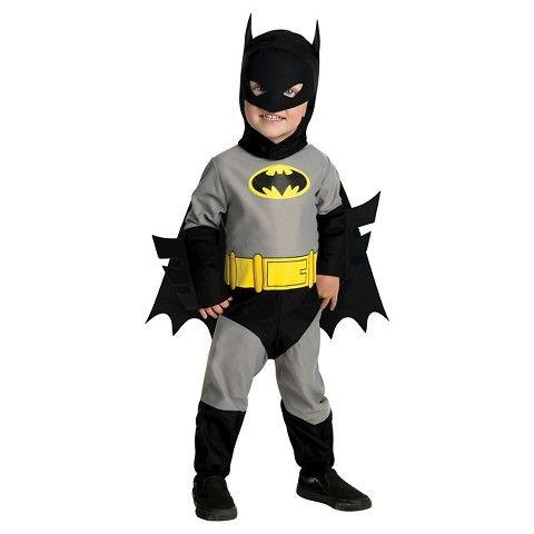 DC Comic Batman Toddler Costume 2-4T