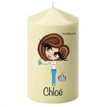 HunniBunni Personalised Wedding Candle  2