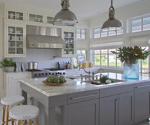 great kitchen, love the windows too !