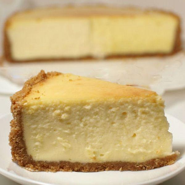 Bistro Cheesecake - Photo by TasteBuds alt=