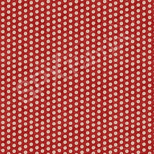 This is the red that goes with the roosters! It's part of the same collection - Poulets de Provence, from SPX Fabrics.  Just waiting for them to arrive.