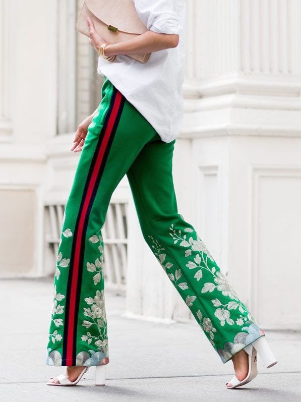 The Track Pant / Gucci