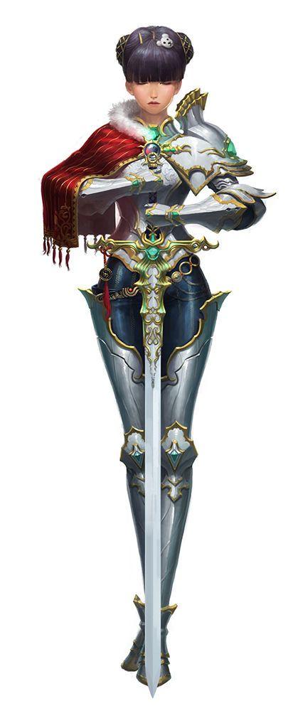 Royal Armor Knight