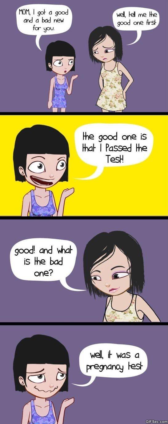 Pregnant test #MEME http://ibeebz.com
