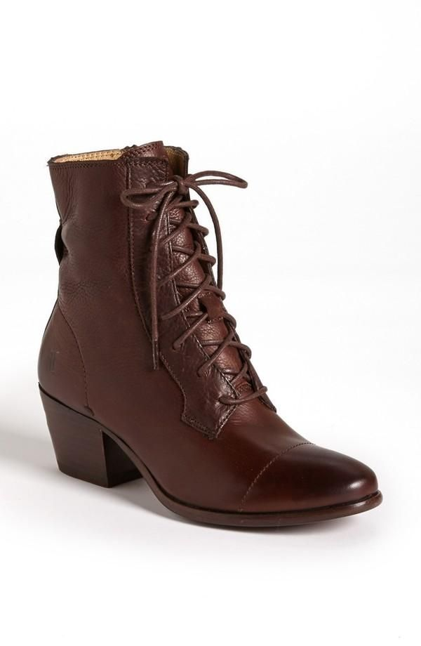 Really Nice Boots With A Small Heel Shoes Pinterest