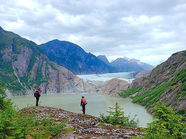 Patterson Glacier - Petersburg Ranger District