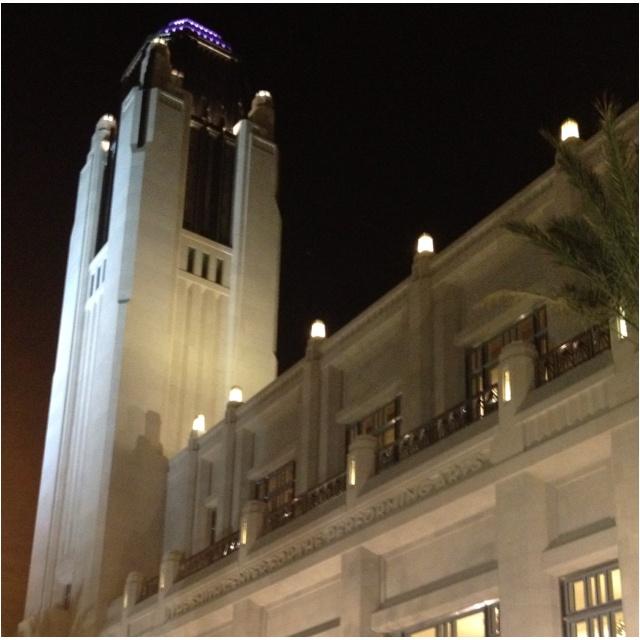 The Smith Center.  Las Vegas  March 2012