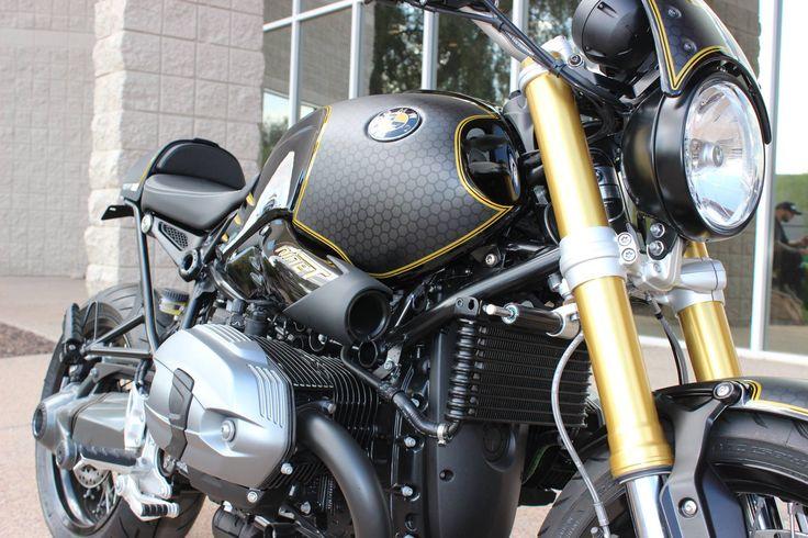 BMW R Nine T | Carbon tank