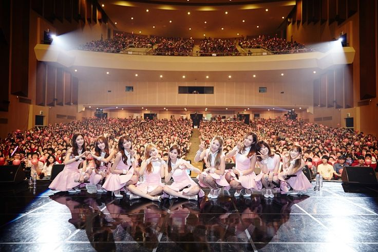SNSD and SONE <3