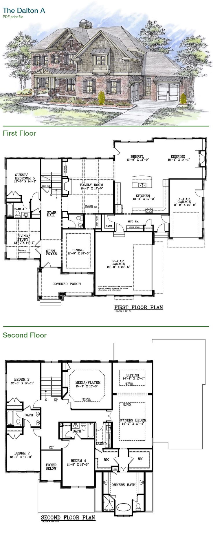 553 Best Images About Home Architecture On Pinterest 2nd Floor House Plans And Southern Living House Plans