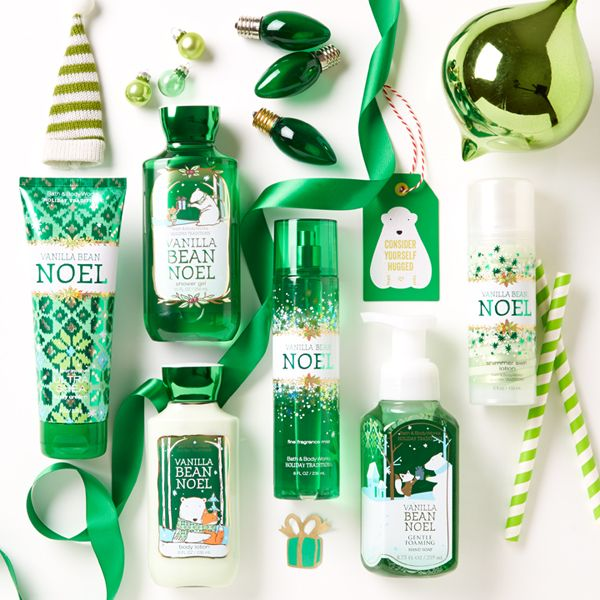 The merriest of #vanillas. #BBWPerfectChristmas