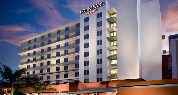 Courtyard Miami Airport | FL 33126