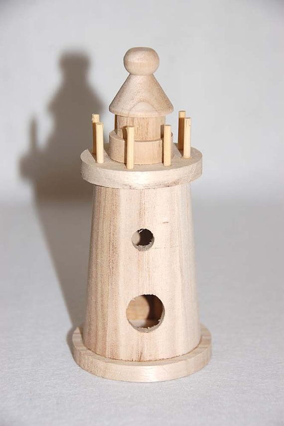 1000 Images About Wooden Light House On Pinterest
