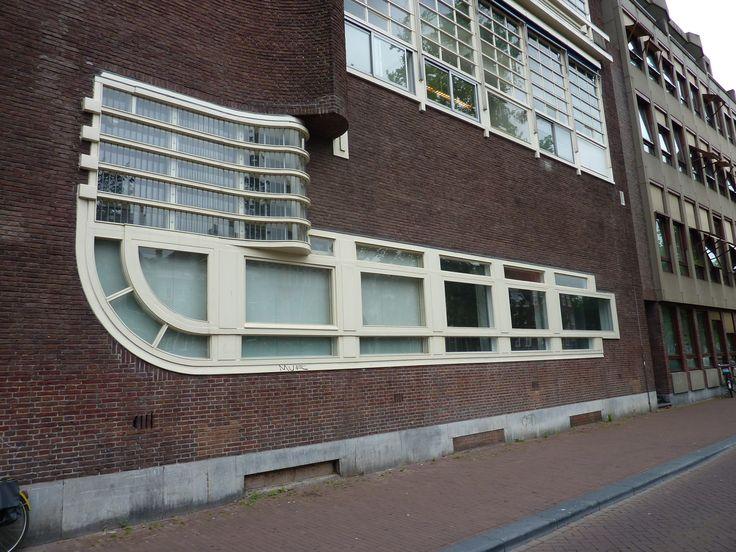 Amsterdamse school Amsterdam