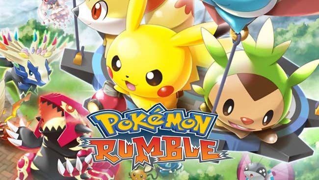 descargar pokemon rumble para wii iso