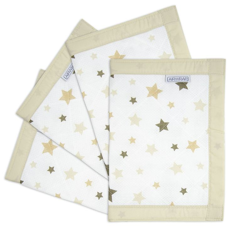 Airwrap 4 Sides - Star Chocolate