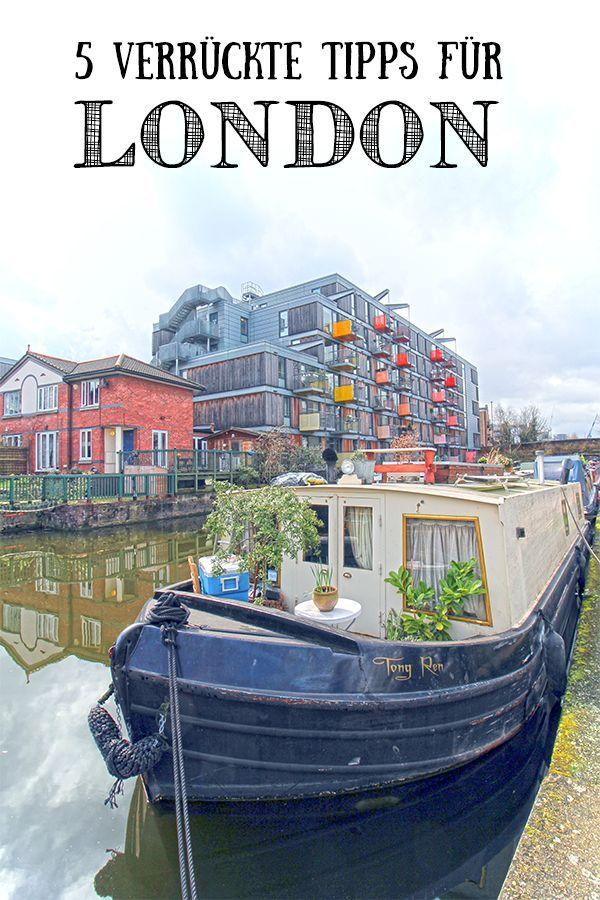 5 Dinge, die du in London noch nicht gesehen hast