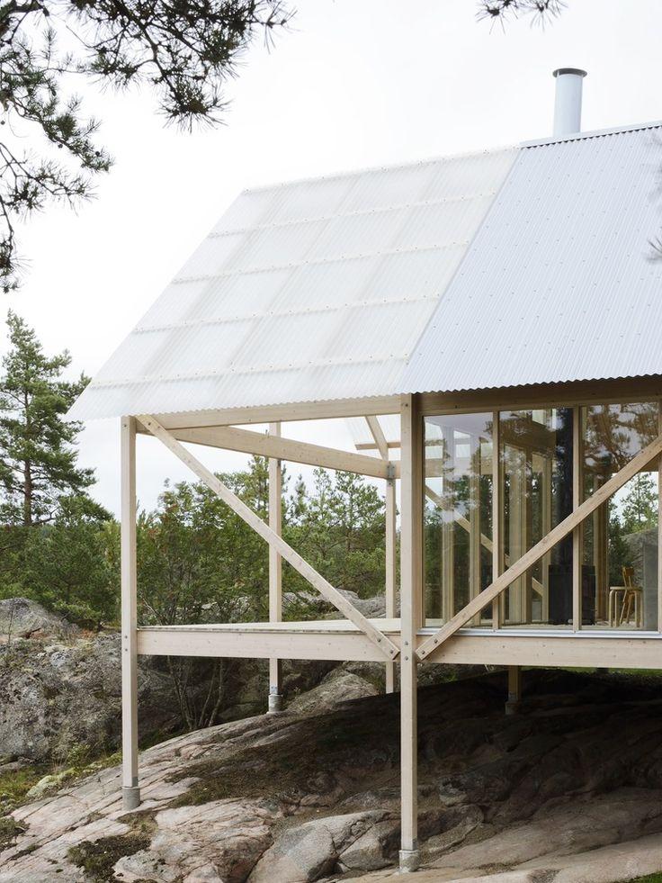 Galería de Viggsö / Arrhov Frick Arkitektkontor - 8