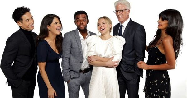 Movies Starring The Good Place Cast The Good Place Cast Movie Stars The Good Place