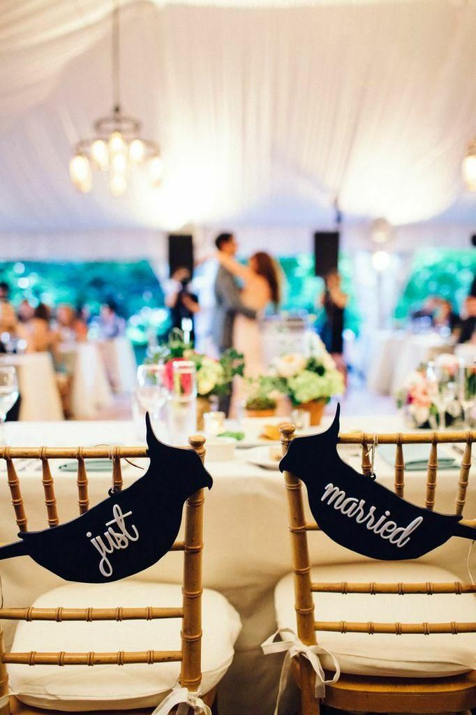 Fun-Loving Couple Creates Intimate New York Wedding in Tryon Park from AhmetZe - wedding reception idea