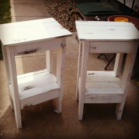 Best 25+ Pallet night stands ideas only on Pinterest | Diy