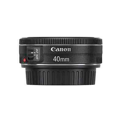 Camera Photo: Canon 40Mm Ef F/2.8 Stm Pancake Lens New -> BUY IT NOW ONLY: $139.99 on eBay!