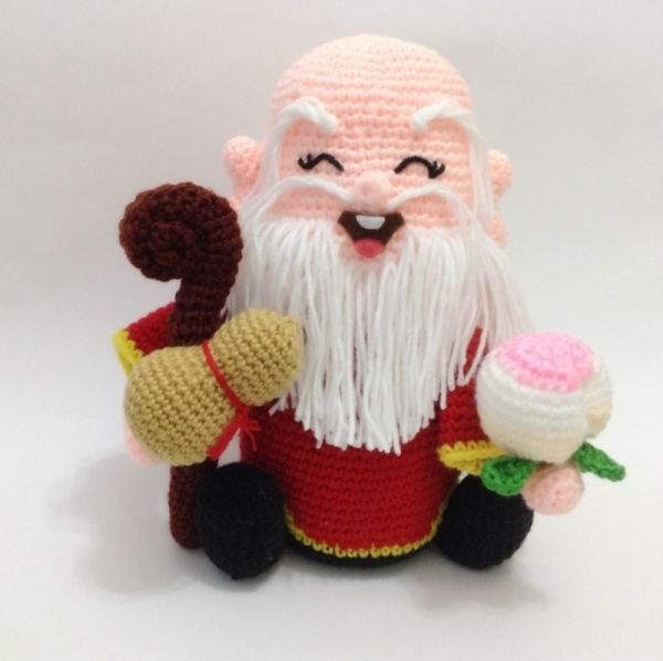 141 best images about Chinese New Year Crafts & Crochet on ...