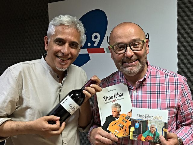 Ximo Tebar Bodega Chozas Carrascal Todo irá bien Paco Cremades